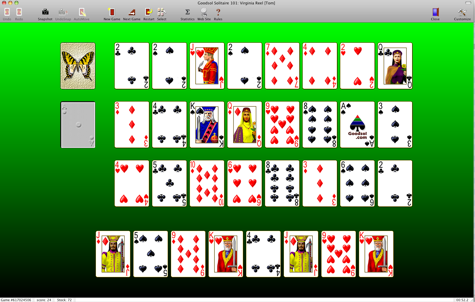 solitaire new games download