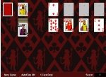 Play Canfield Solitaire Online!