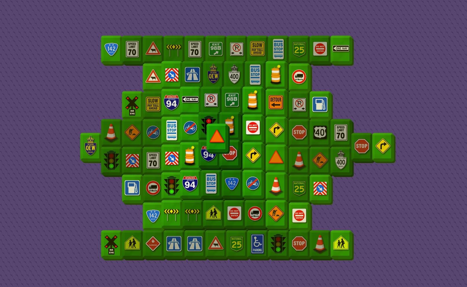 Pretty Good MahJongg - download tile matching and original