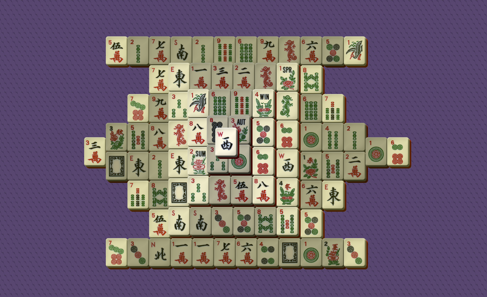 Pretty Good Mahjongg