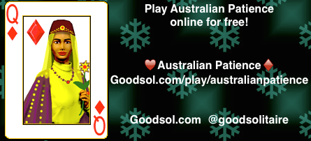 Play Australian Patience Solitaire Online