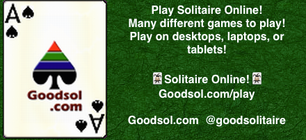 Pretty Good Solitaire - Play 880 Solitaire Card Games
