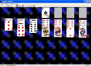 Pretty Good Solitaire Screen shot