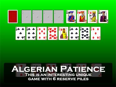 Algerien Patience