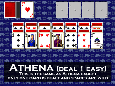 Athena [deal 1 easy]
