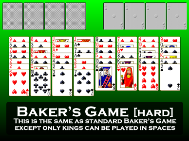 Baker's Game [hard]