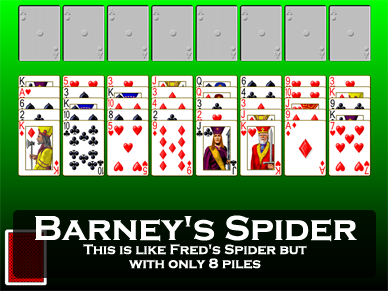 Barney's Spider