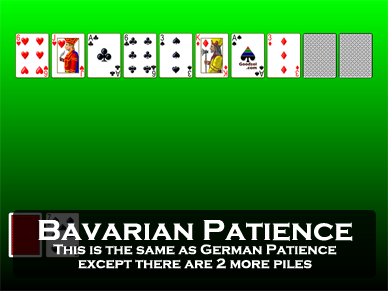 Bavarian Patience