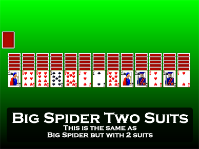 Big Spider Two Suits