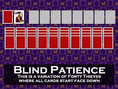 Blind Patience
