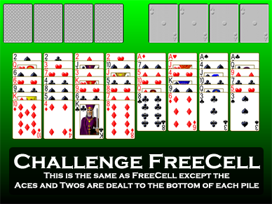 Challenge FreeCell