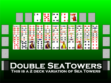 Double Sea Towers