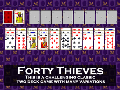Forty Four Thieves