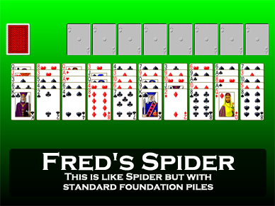 Fred's Spider