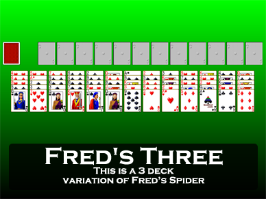 Fred's Three