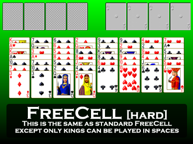 FreeCell [hard]