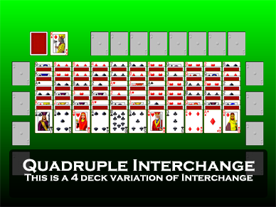 Quadruple Interchange