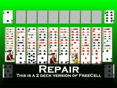 Double Freecell Online