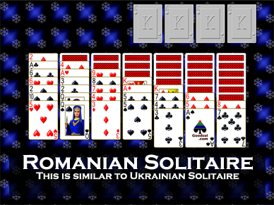 Romanian Solitaire