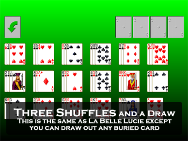 download solitaire 3 card draw games