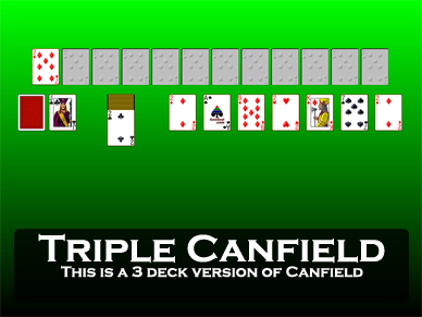 Triple Canfield